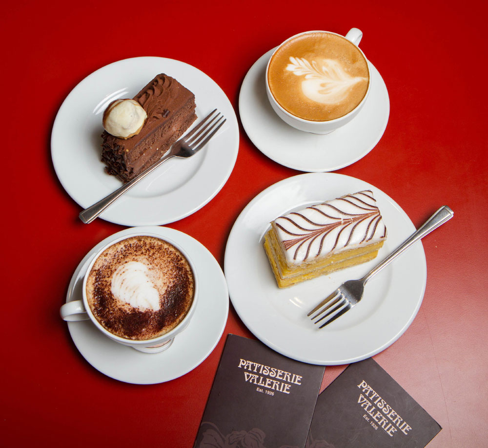 Reserve a table at Patisserie Valerie - Piccadilly