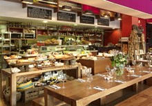Reserve a table at Del' Aziz - Swiss Cottage