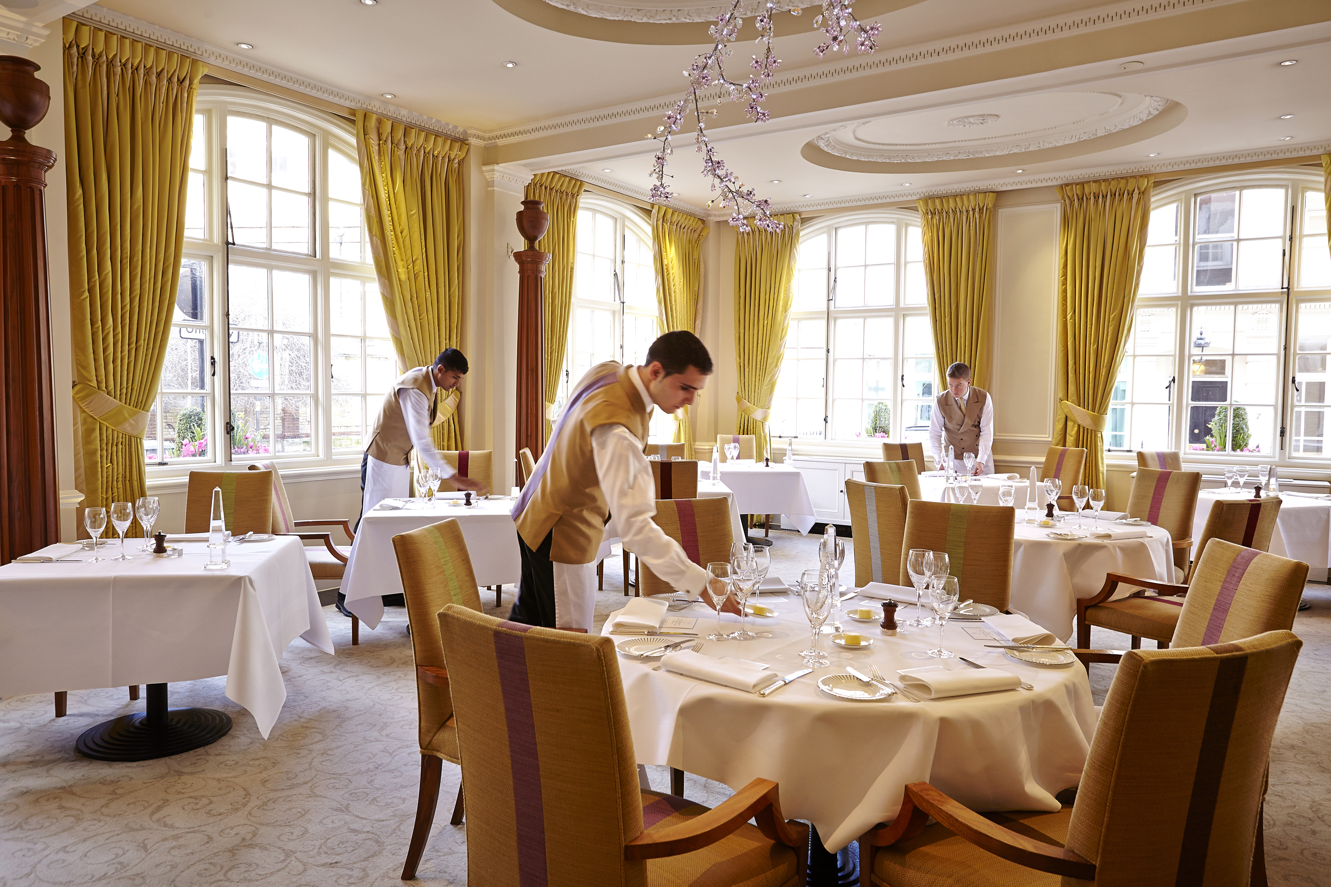 Image of The Goring Dining Room