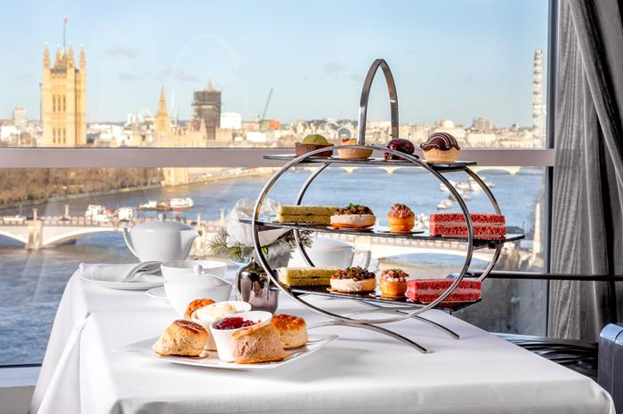 Afternoon Tea at Park Plaza Riverbank