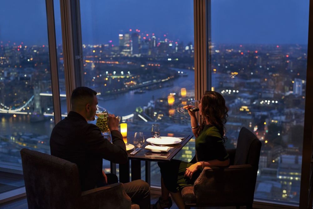 Ting - Shangri-La Hotel, The Shard - Afternoon Tea