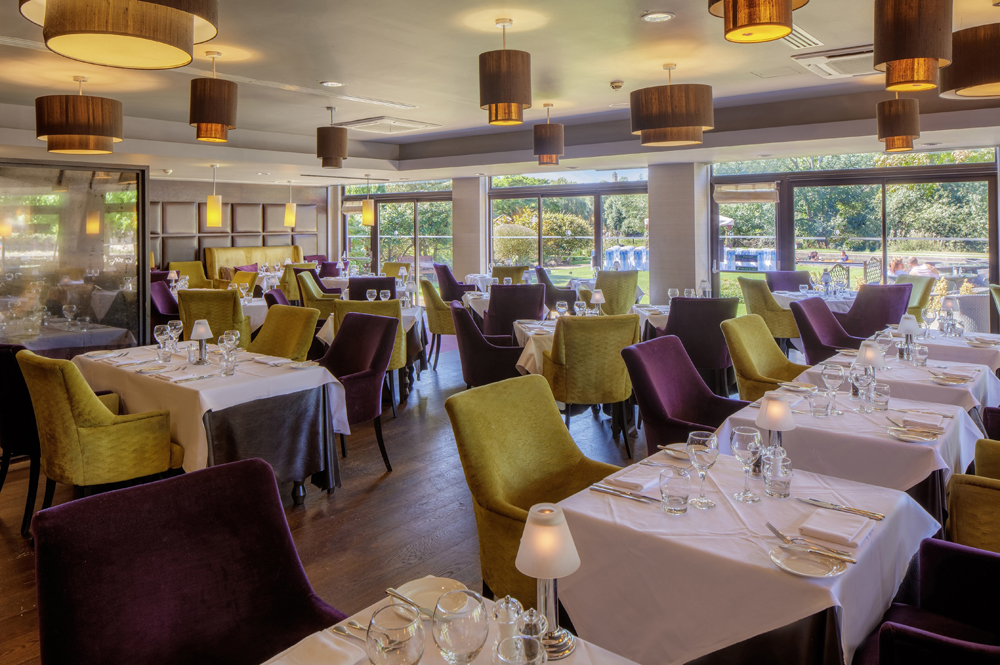 Image of DoubleTree Riverside Brasserie - Cambridge