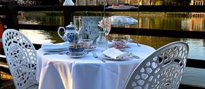 The Riverside Restaurant at Macdonald Compleat Angler