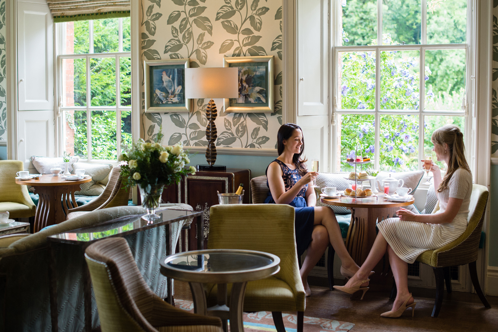 Image of Afternoon Tea at Lainston House