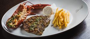 Steak & Lobster Heathrow