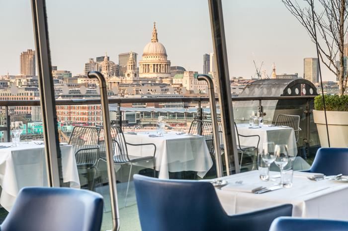 Oxo Tower Restaurant South Bank London Bookatable