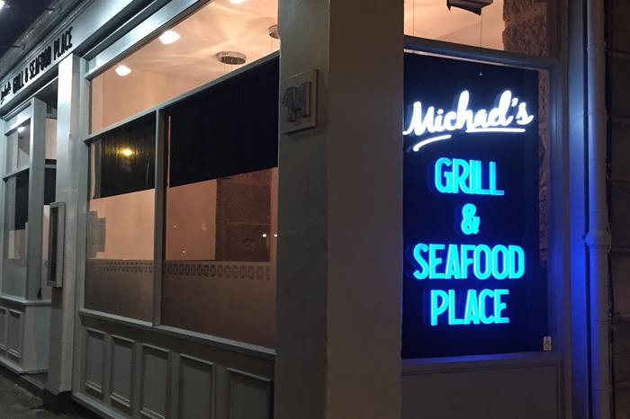 Michael's Grill & Seafood Place - New Town