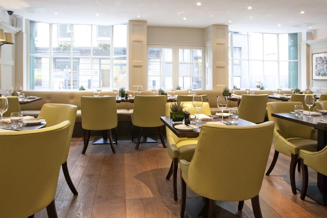 Chiswell street dining rooms clerkenwell farringdon for Dining room 56 willoughby street
