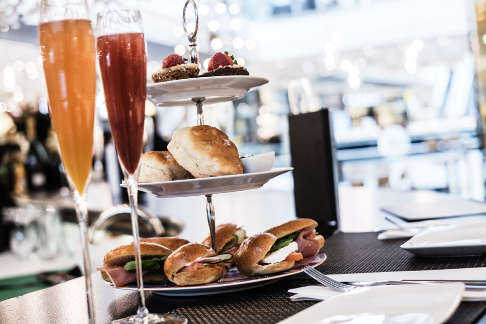 Reserve a table at Searcys Champagne Bar Westfield Stratford
