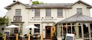 Rose & Crown at Sevenoaks