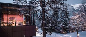Waldhaus Flims Wellness Resort Restaurants