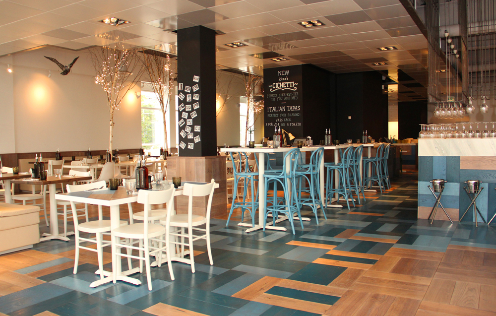 Image of Zizzi - Cardiff Bay