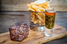 Reserve a table at Mingo Argentine Steakhouse City of London