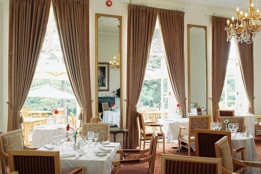 Image of The Restaurant at Taplow House Hotel