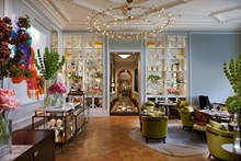 Reserve a table at The Rosebery Lounge at Mandarin Oriental Hyde Park