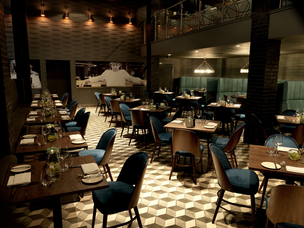 Image of Marco Pierre White Steakhouse Bar & Grill - Liverpool