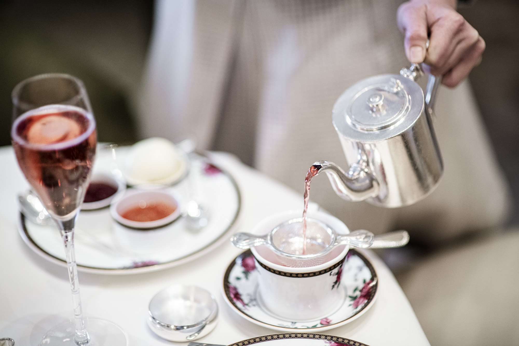 Image of Afternoon Tea at The Langham