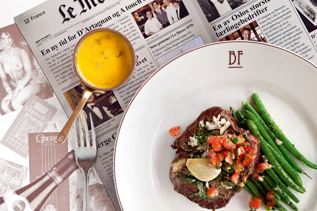 Reserve a table at Brasserie France