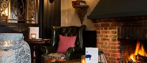 The Angel and Blue Pig