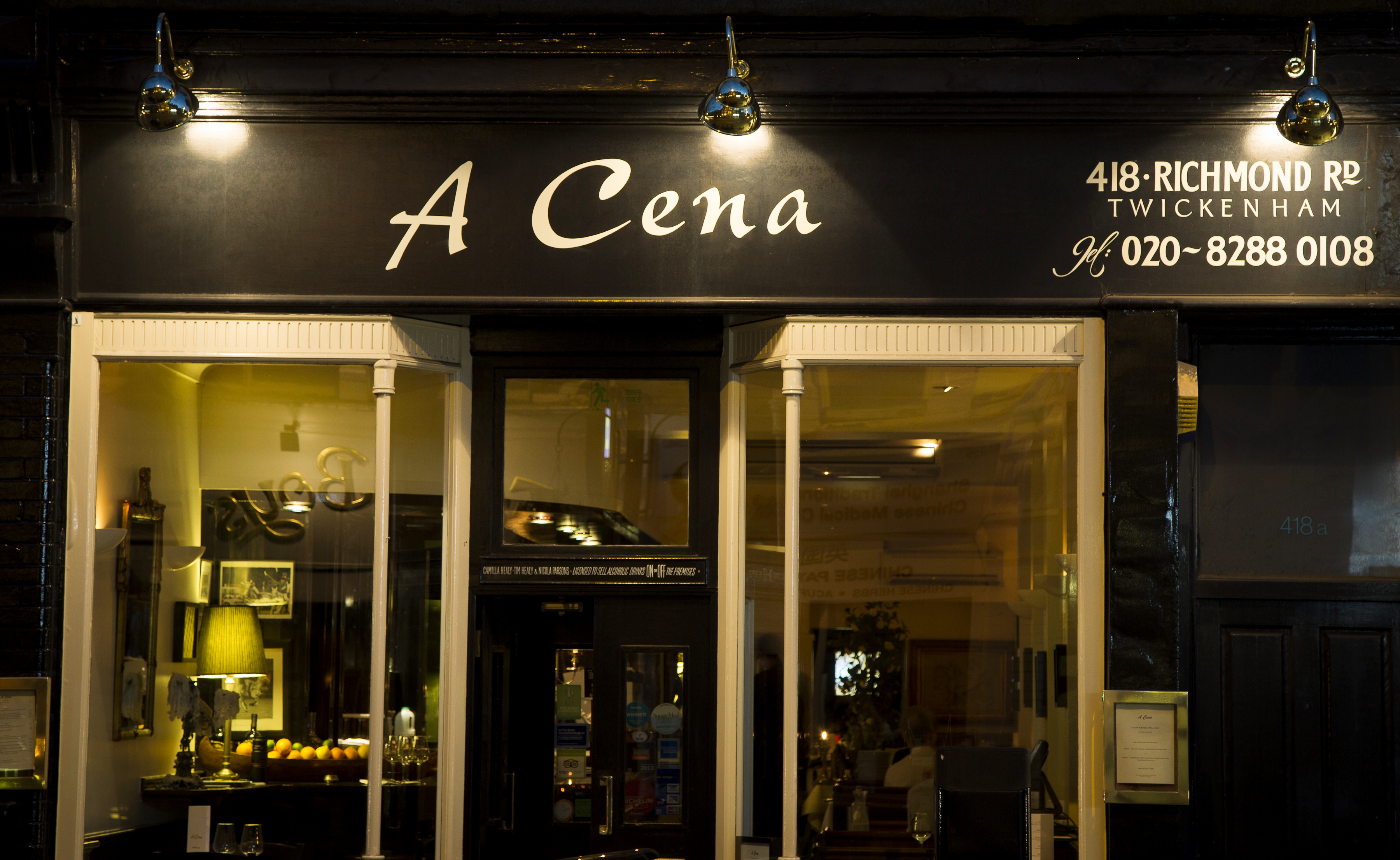 A Cena - Greater London