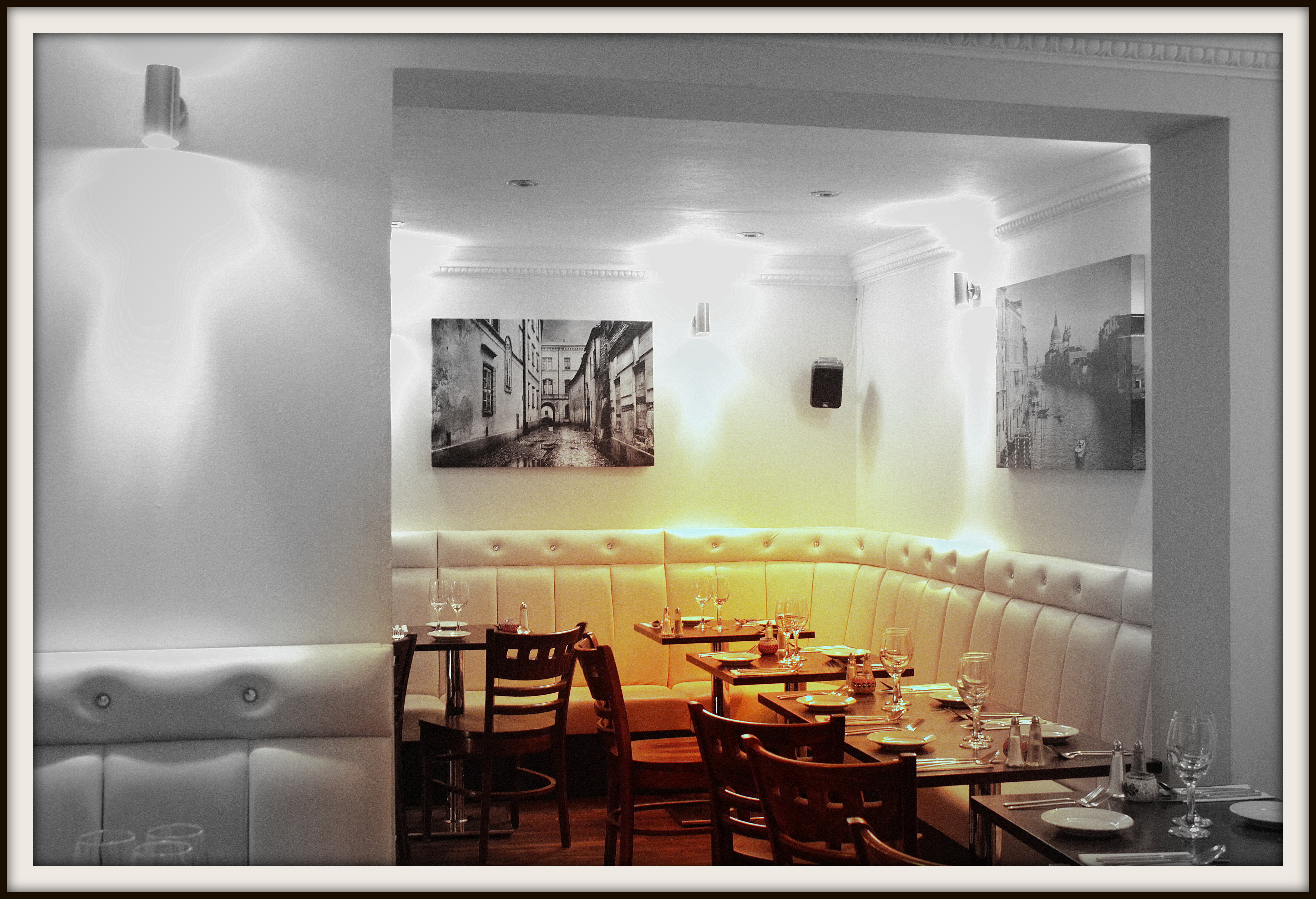 A Little Taste of Italy - Ristorante Teatro - Glasgow