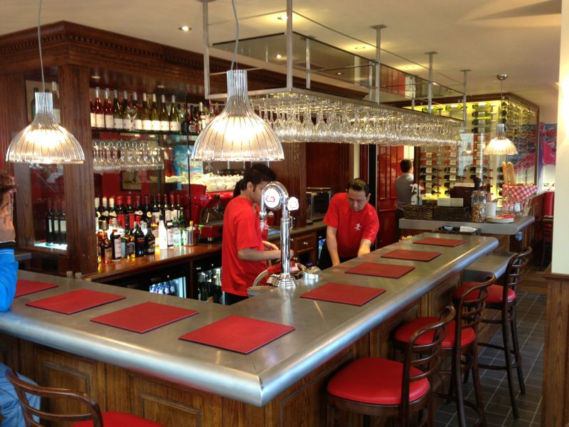 Image of Café Rouge - Newbury