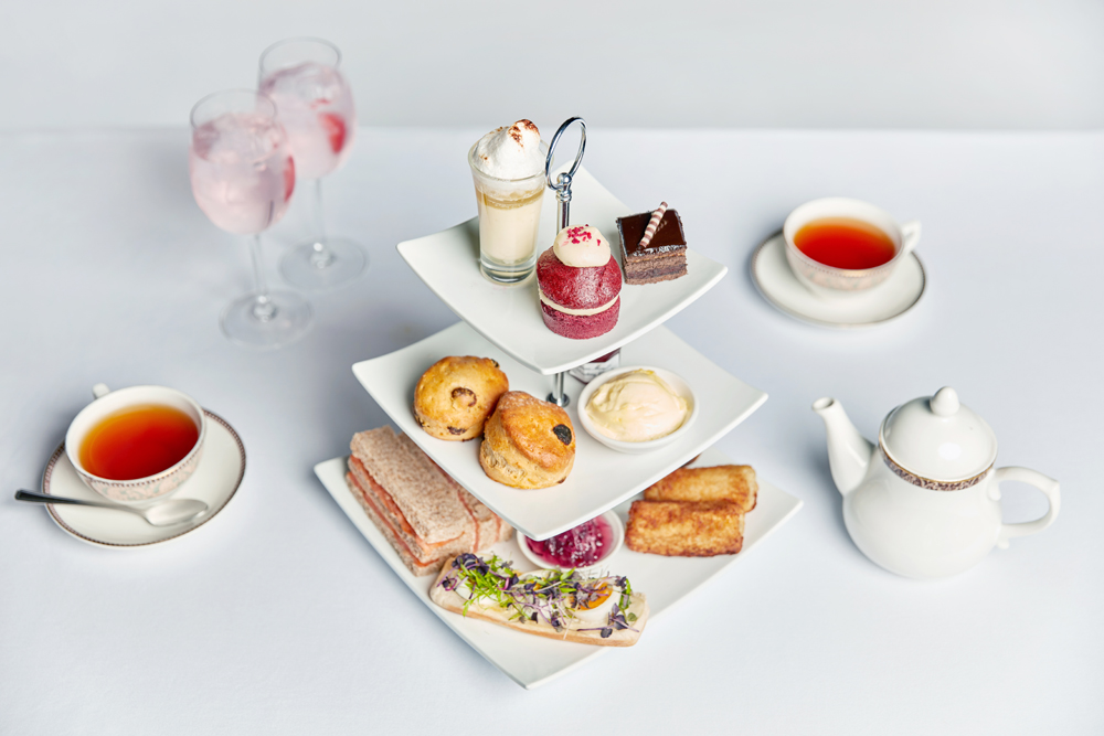 Image of Afternoon Tea at Durham Marriott Hotel Royal County