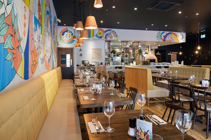 Zizzi Staines Staines Surrey Bookatable