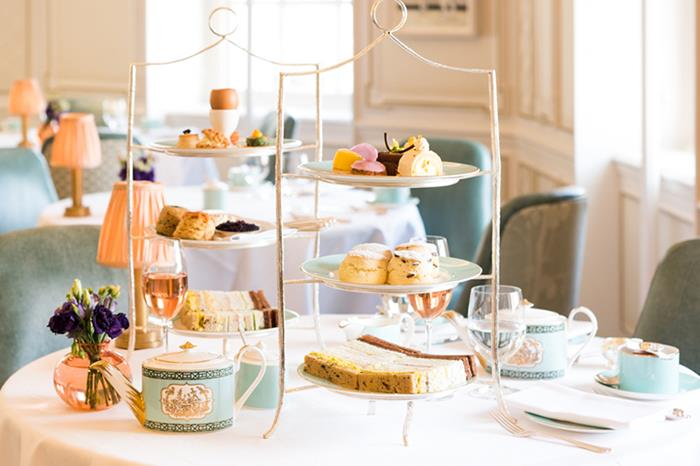 Fortnum & Mason - The Diamond Jubilee Tea Salon