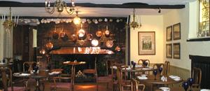 Restaurant at Spread Eagle Hotel