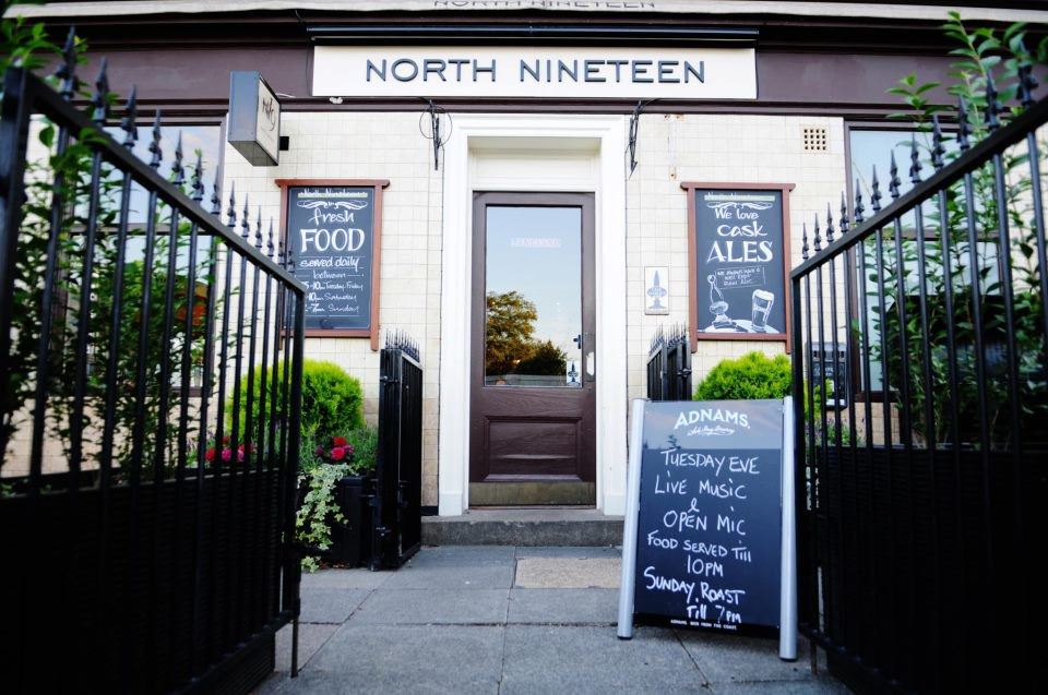 Reserve a table at North Nineteen