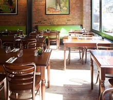 Reserve a table at Vinoteca - Soho