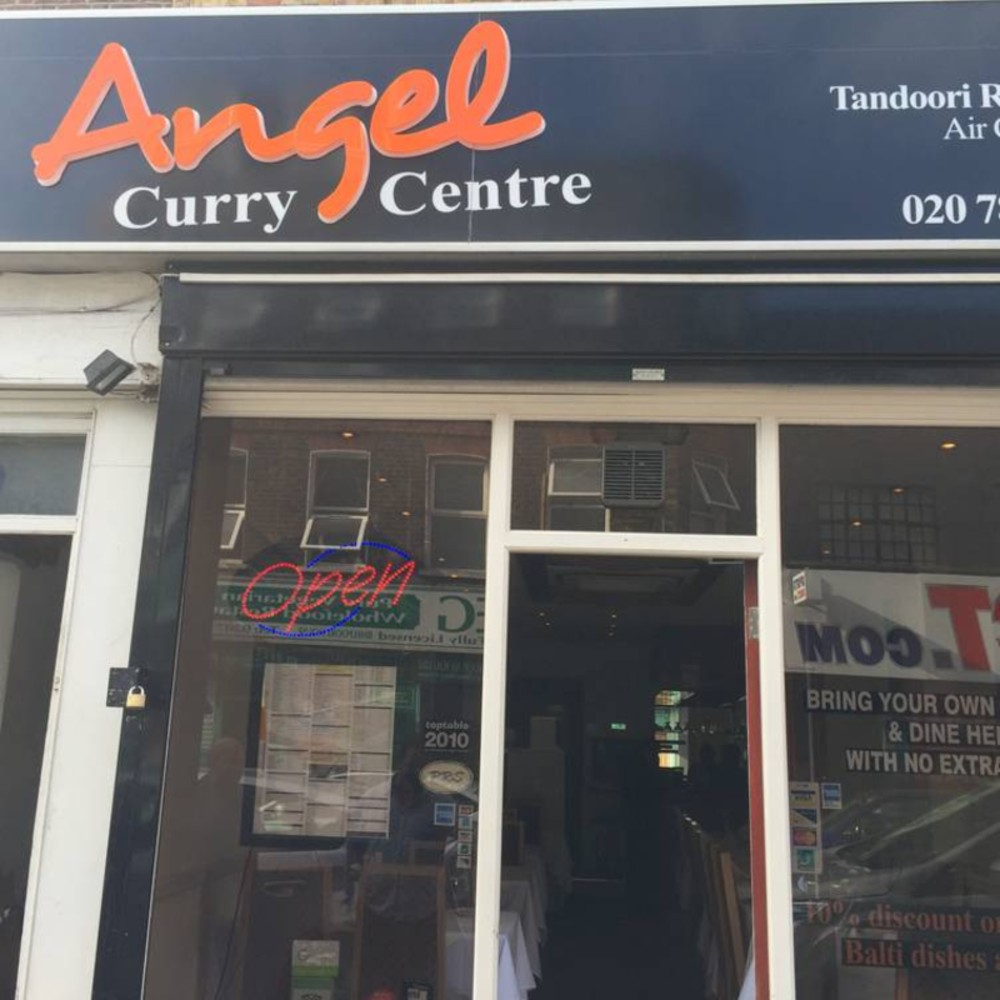 Image of Angel Curry Centre