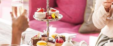 Afternoon Tea at Great John Street Hotel