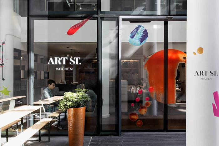 Arts Street Kitchen