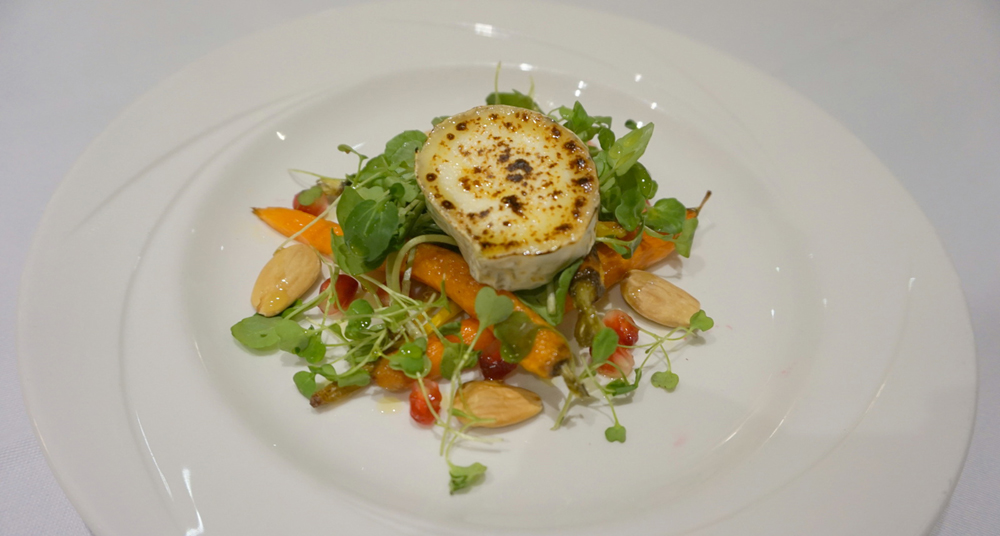 Image of Samphire Restaurant at the County Hotel