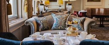 Afternoon Tea at the Randolph