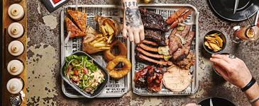 Red's True Barbecue - Nottingham