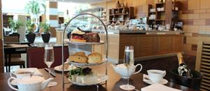 Tea Salon at Sofitel London Heathrow