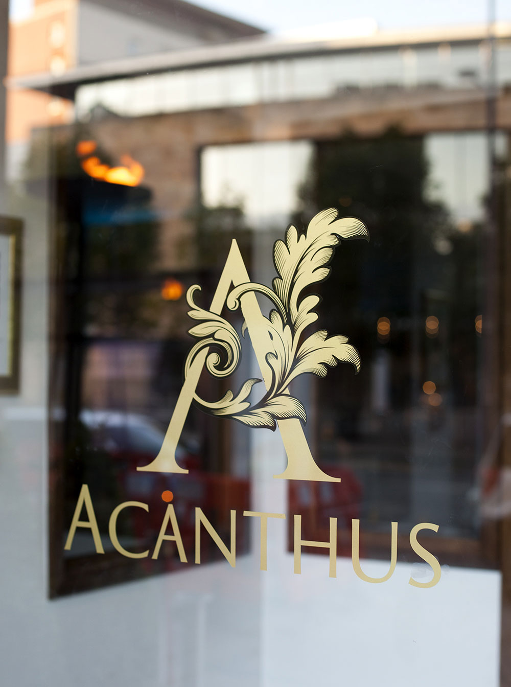Acanthus at the Macdonald Holyrood Hotel - Edinburgh