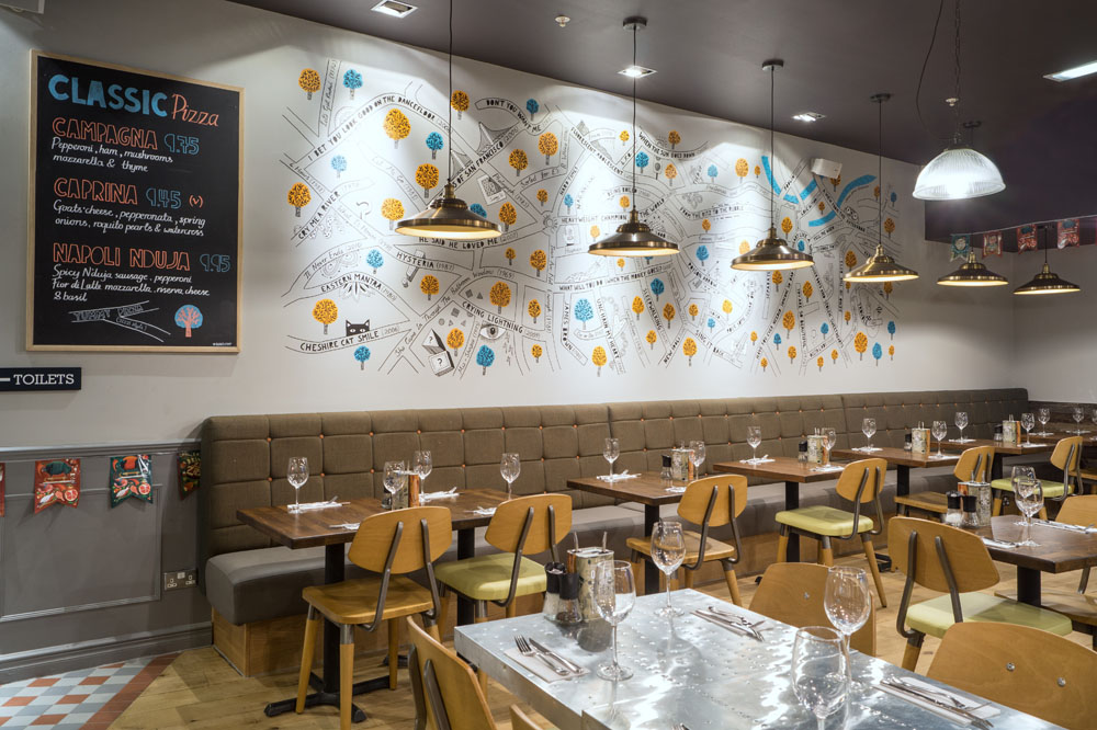 Image of Zizzi - Sheffield Meadowhall