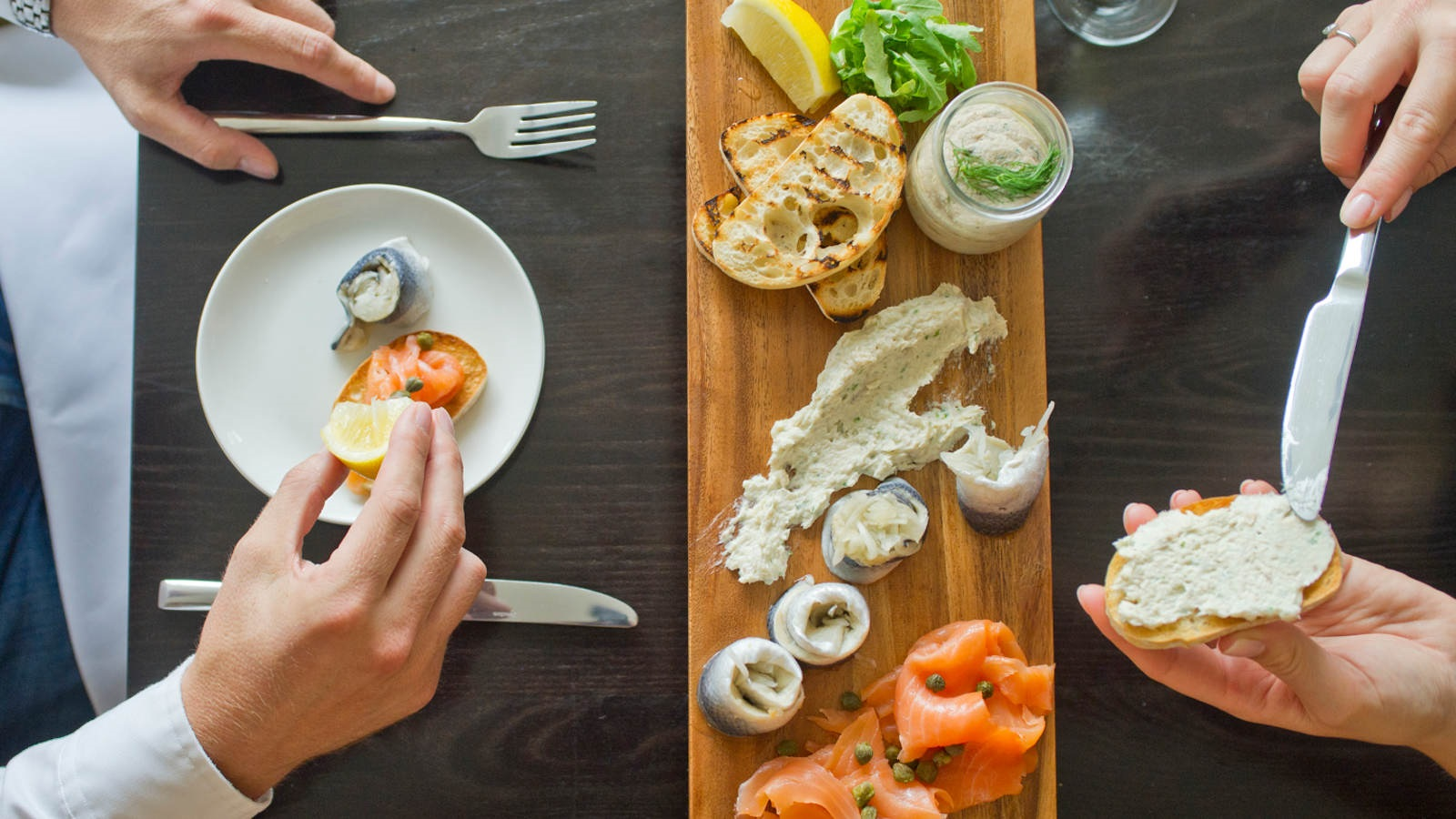 Reserve a table at Docksider Neighbourhood Kitchen & Grill