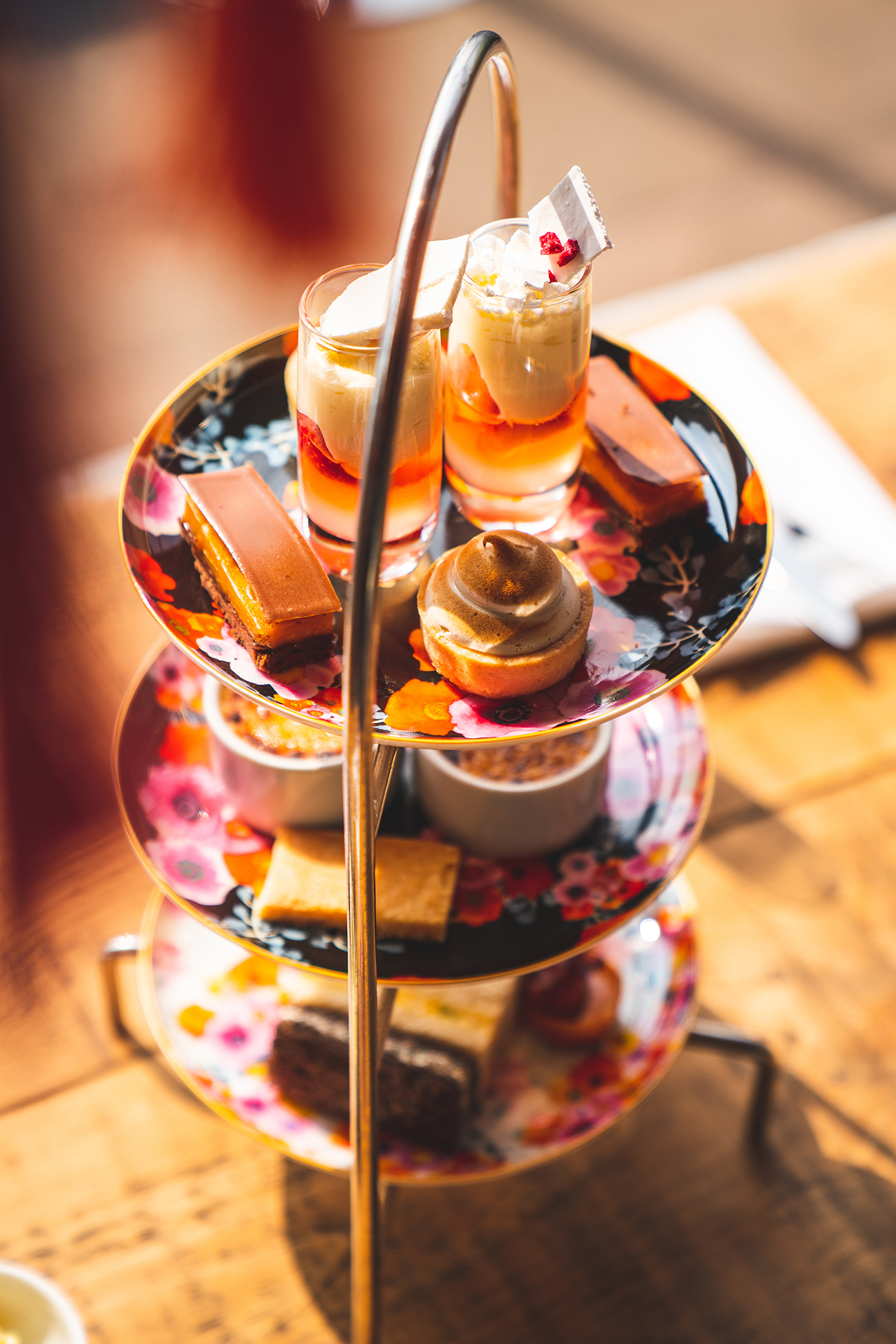 Image of Afternoon Tea at Radio Rooftop