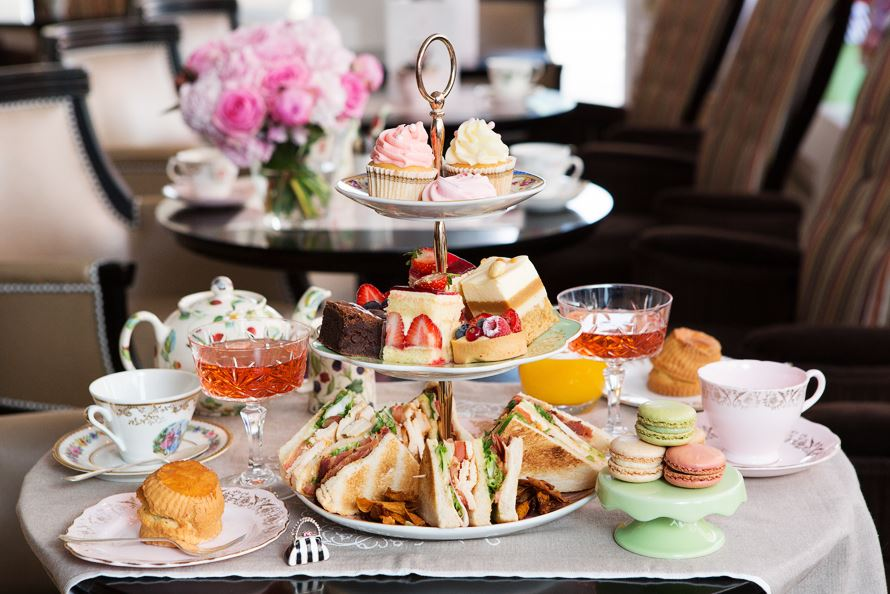 Reserve a table at Afternoon Tea at BB Bakery Covent Garden