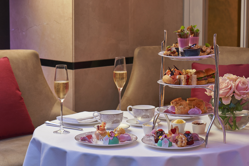 Afternoon Tea at Conrad London St James - Manchester