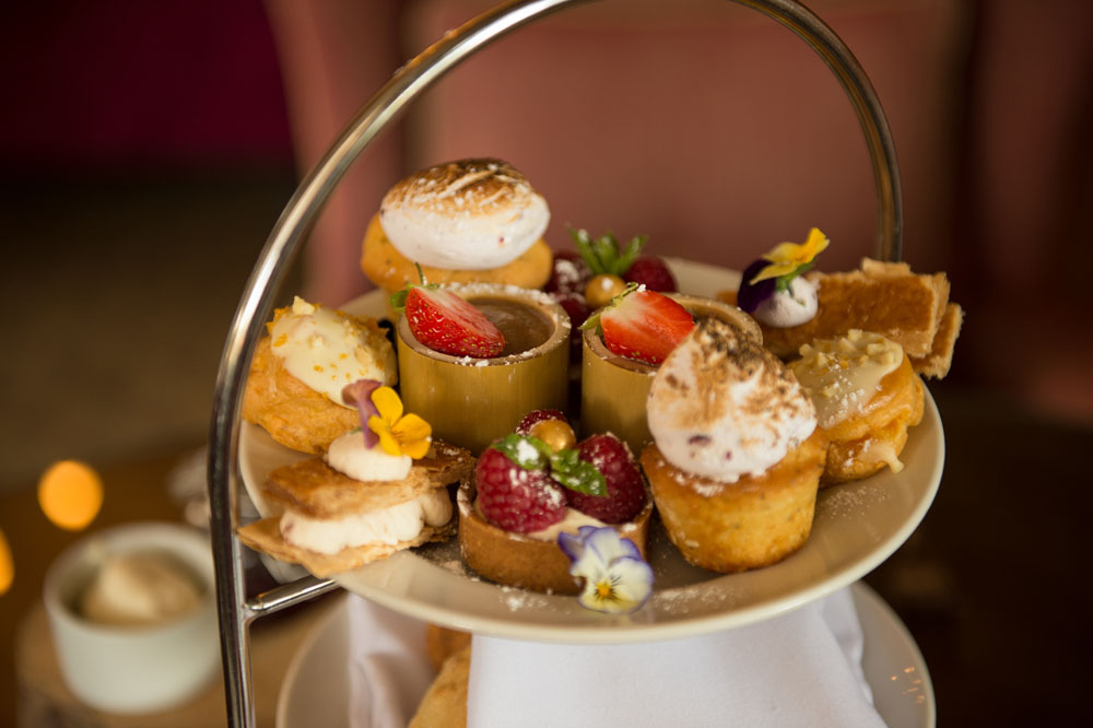 Afternoon Tea at Fanhams Hall - Hertfordshire