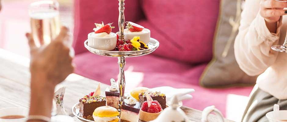 Afternoon Tea at Great John Street Hotel - Manchester