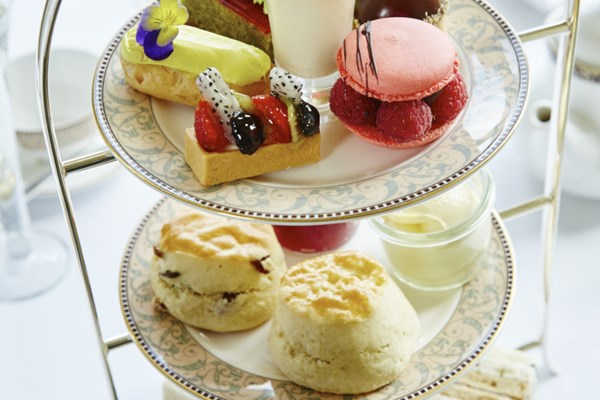 Afternoon Tea at Hanbury Manor - Hertfordshire