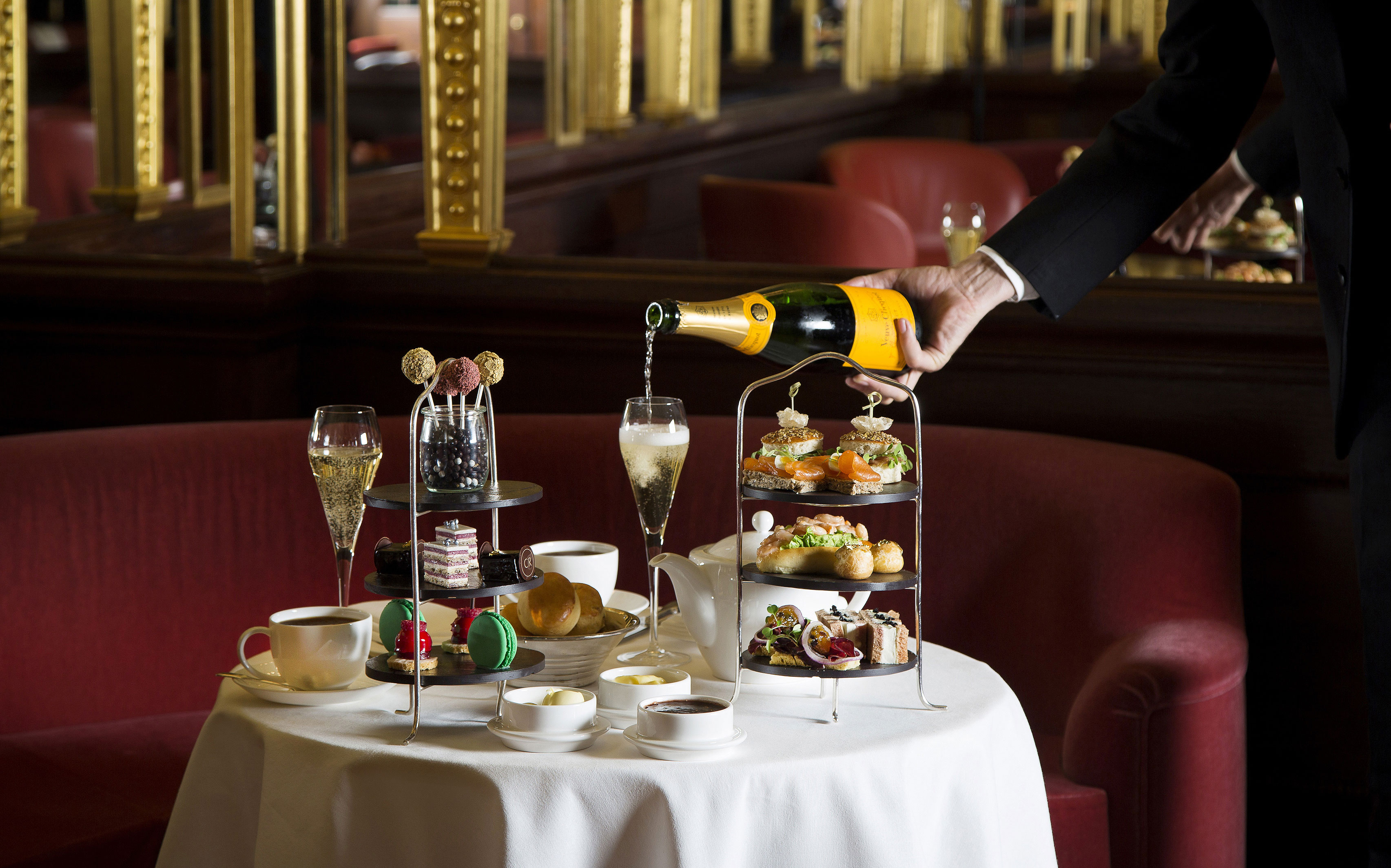 Reserve a table at Afternoon Tea at Hotel Café Royal
