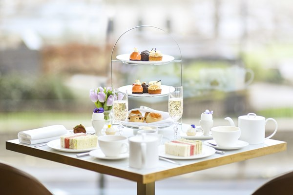 Afternoon Tea at Royal Lancaster Hotel - London